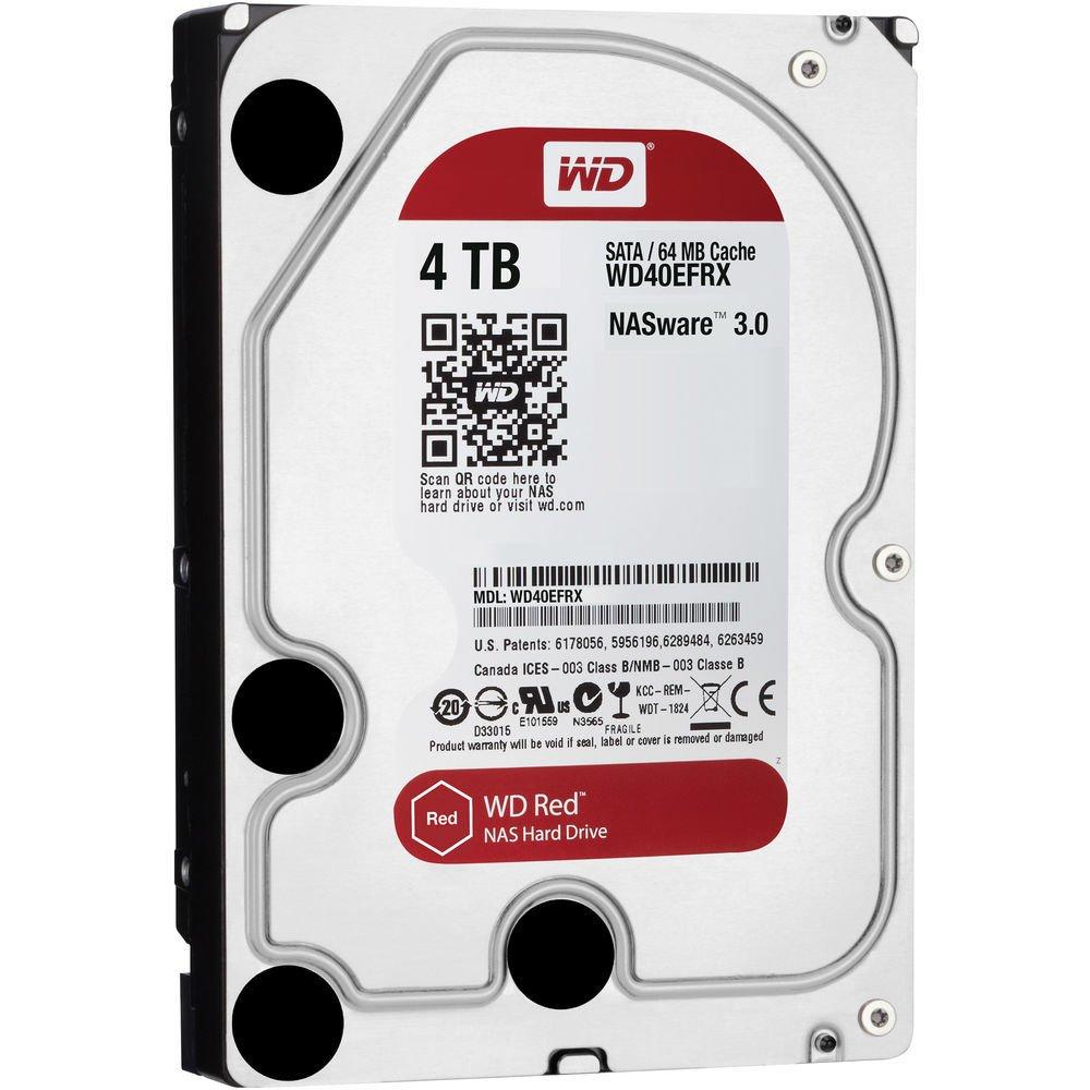 Western Digital Wd Red 4tb 3 5 Nas Internal Hard Drive Lazada Singapore