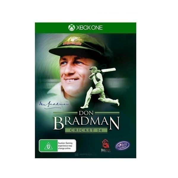 Xbox One Don Bradman Cricket